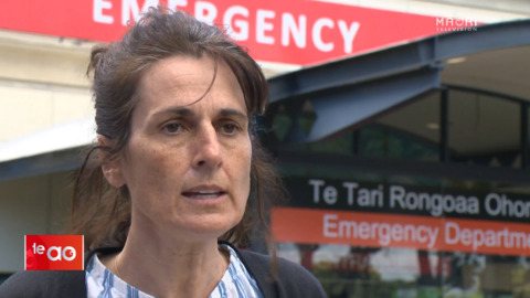 Video for Middlemore Hospital prepares for overflow of more Covid cases