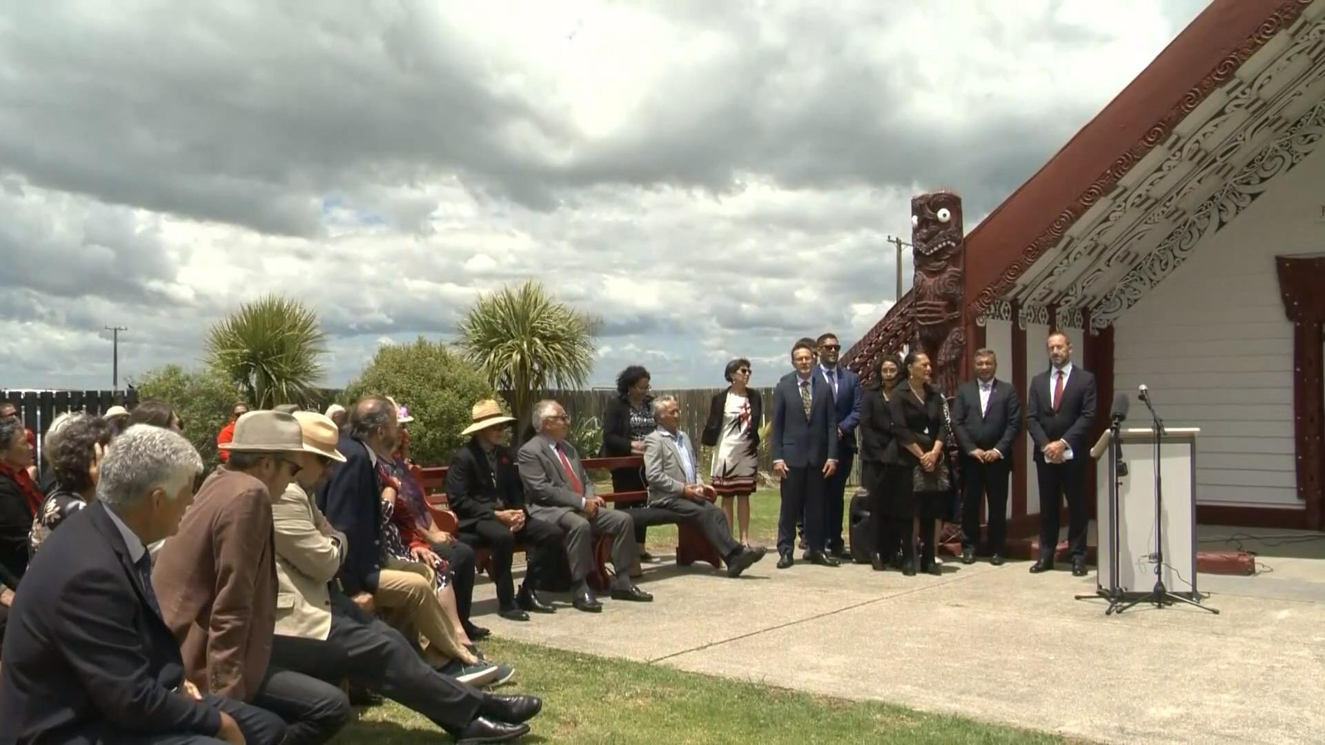 Video for Ngāti Rangitihi make headway on settlement