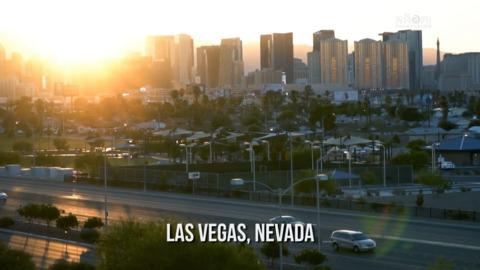 Video for Fight Week, Dan & Izzy arrive in Vegas, Episode 2