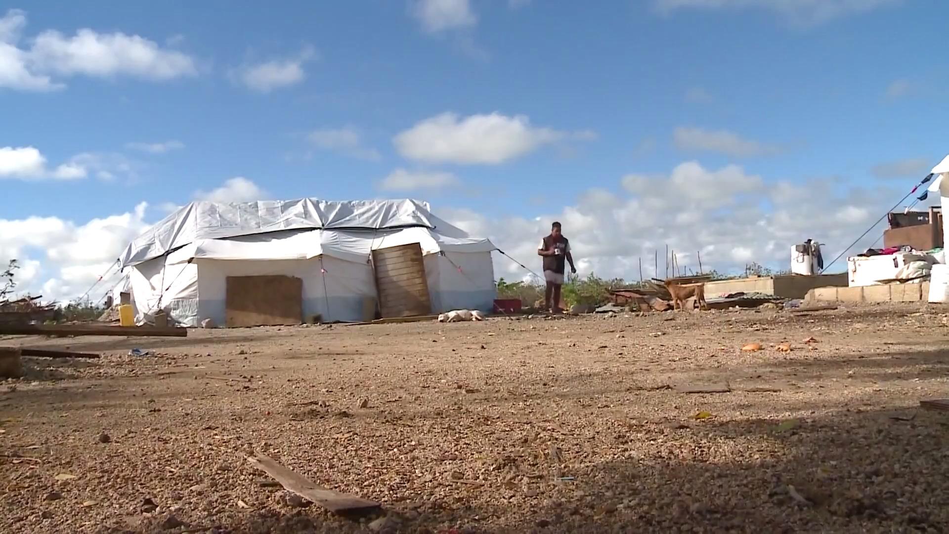 Video for E īnoi atu ana te Kiingi Māori mō ngā tākoha hei āwhina i te motu o Tonga