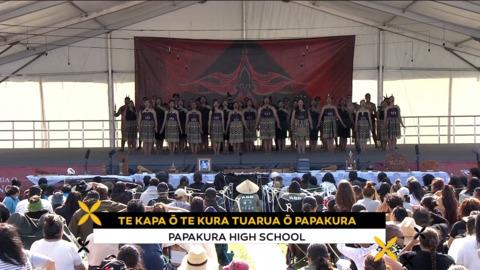 Video for 2021 ASB Polyfest, Kahurangi ki Uta - Papakura High School, Full Bracket