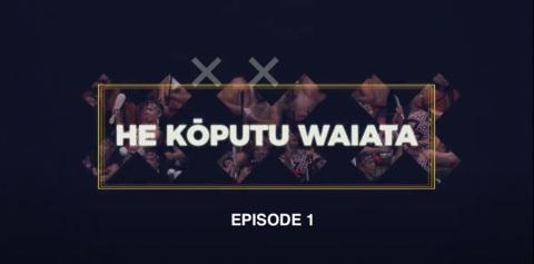 Video for He Kōputu Waiata, Episode 1