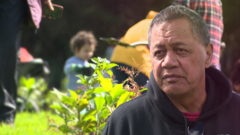 Video for 2500 trees planted to honour NZ war heroes and Christchurch shooting victims
