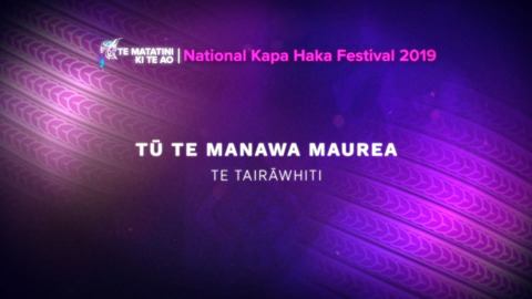 Video for Te Matatini ki te Ao 2019, Episode 28