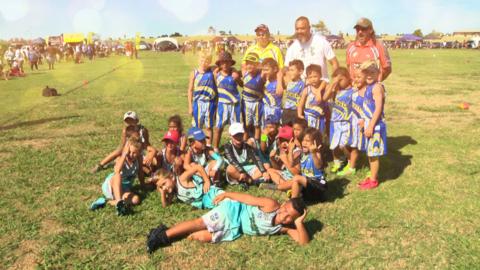Video for Big financial effort for Whakatāne whānau but 'heart is always towards kids'