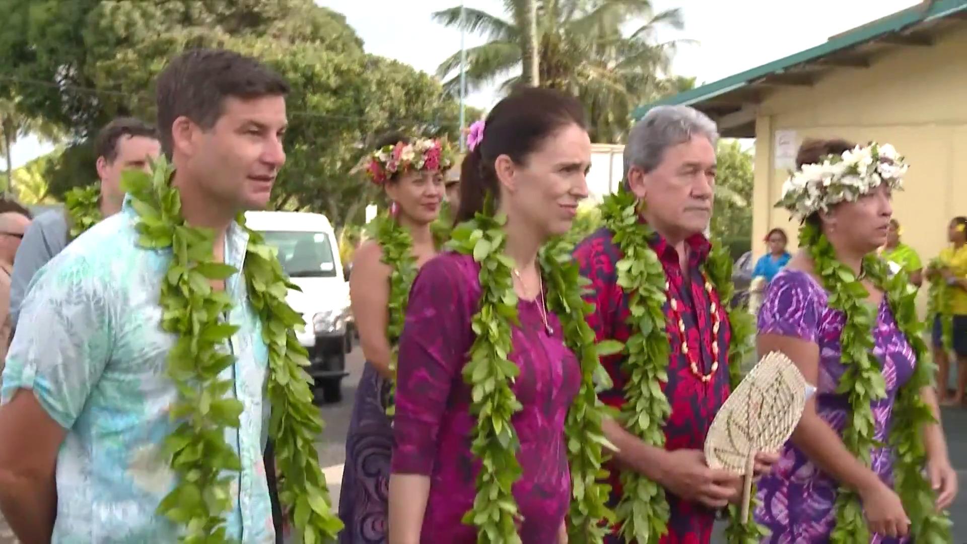 Video for Tau atu ai te Pirimia ki te Kura Tuarua o Tereora i Rarotonga