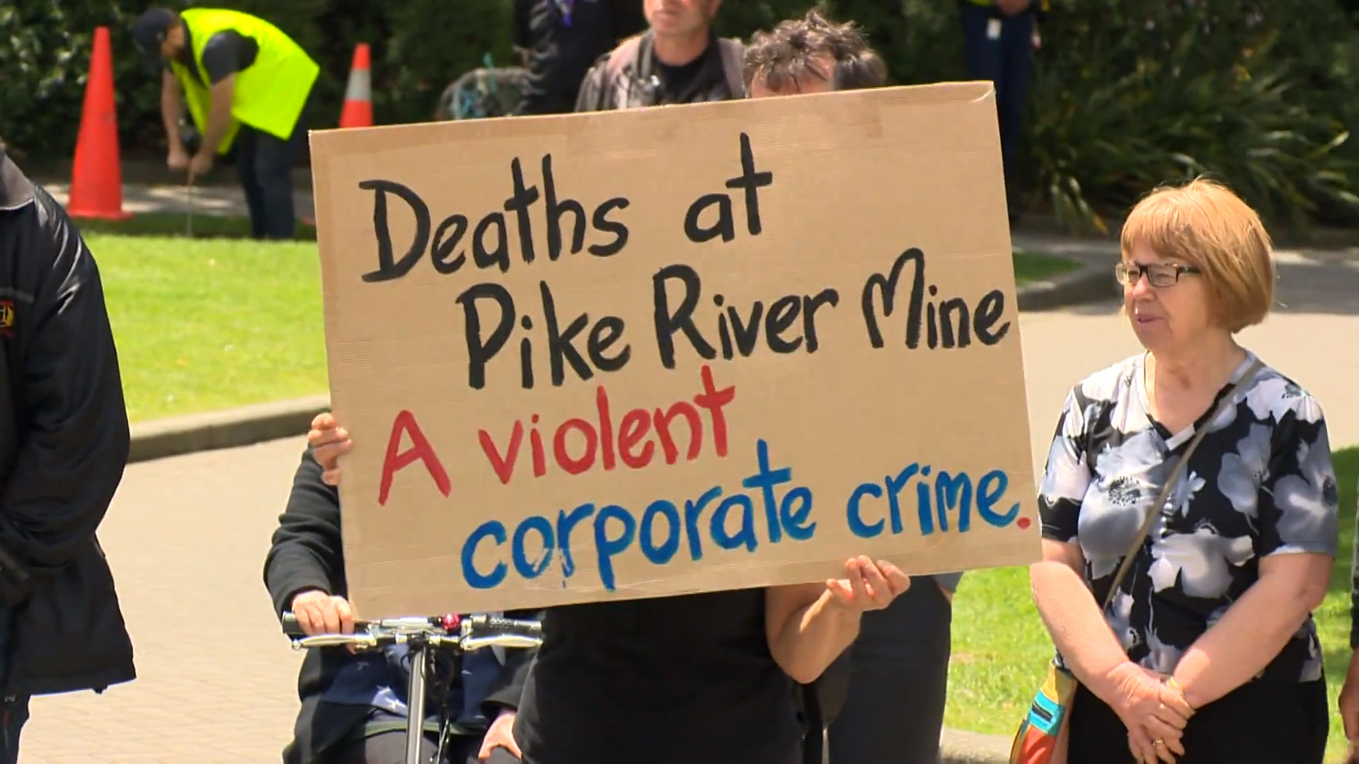 Video for Pike River Mine investigation reopens