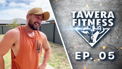 Video for Tawera Fitness, 5, Kua rite? He mahi whakapakari kei te haere!