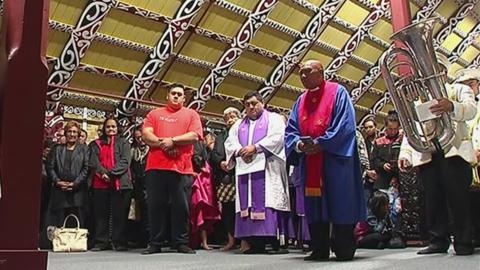Video for Bonds reaffirmed as Tokanganui a Noho opens