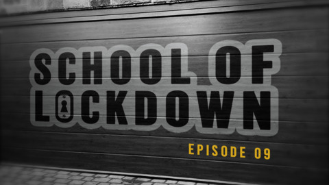 Video for School of Lockdown, Kaupare Rewha.