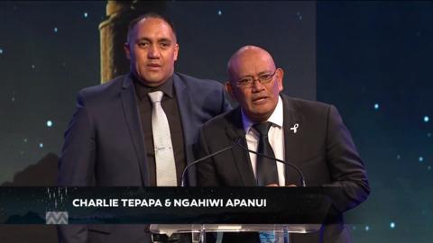 Video for Matariki Awards 2019 - Te Reo and Tikanga Award