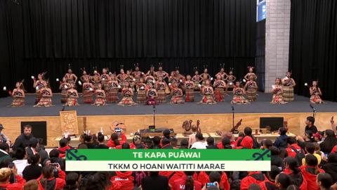 Video for Tāmaki Kura Tuatahi Kapa Haka 2021, Episode 16