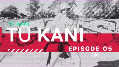 Video for Tū Kani, Episode 5