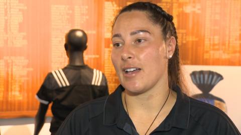 Video for Women's rugby a breadwinner