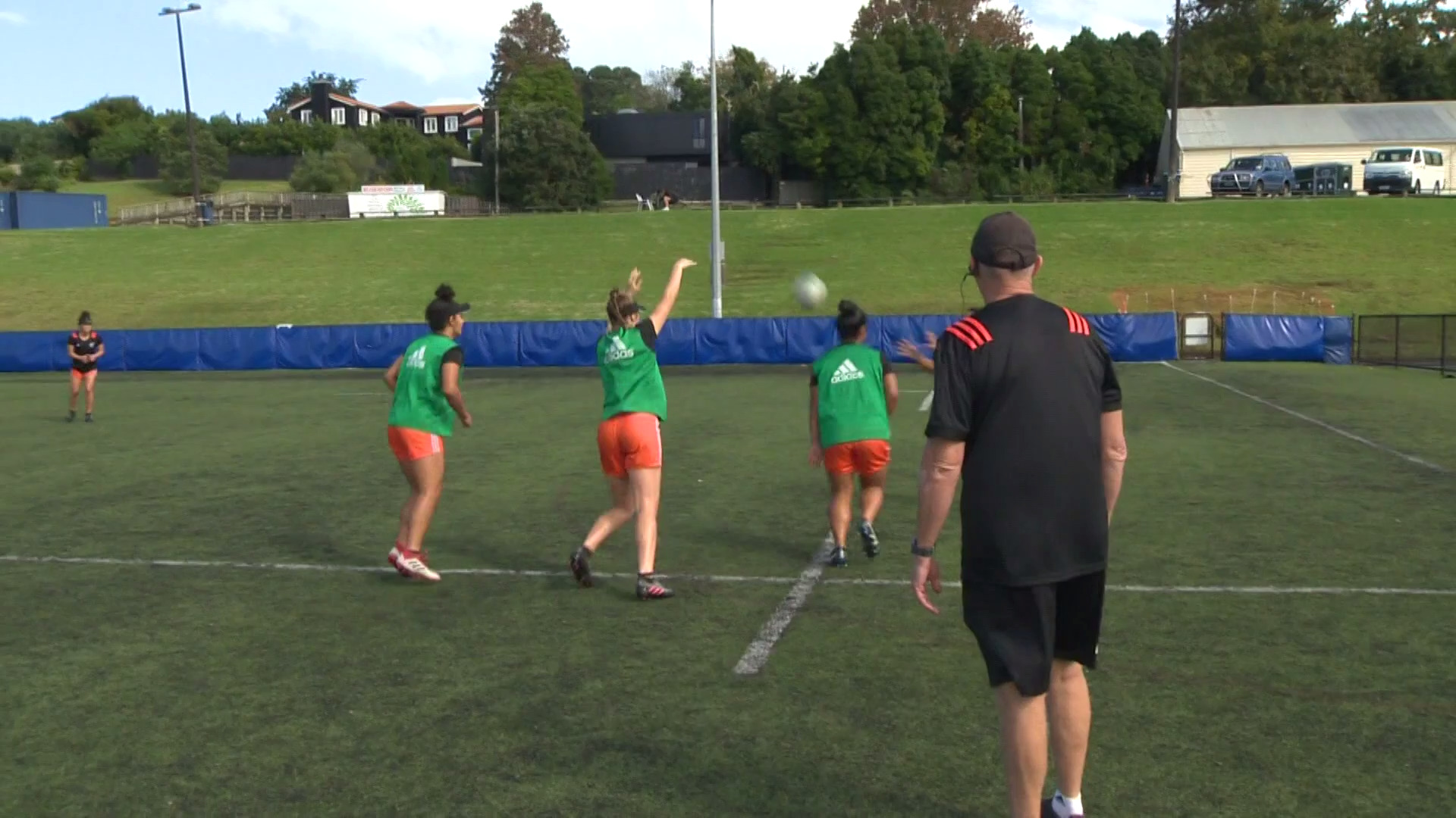 Video for U18 wāhine sevens set for Youth Olympics