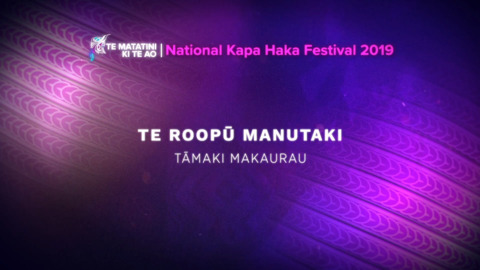 Video for Te Matatini ki te Ao 2019, Episode 21
