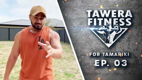 Video for Tawera Fitness for Tamariki, Ūpoko 3