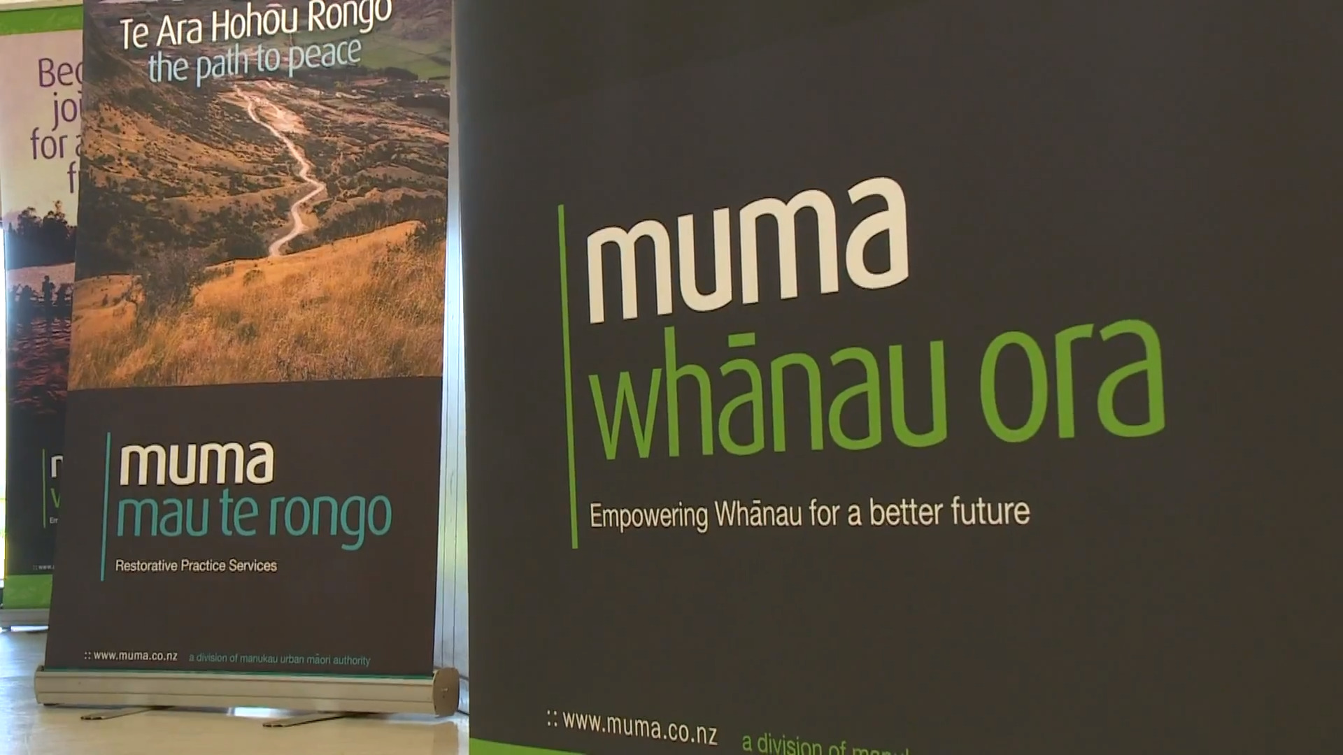 Video for Whānau Ora providers call for increased funding
