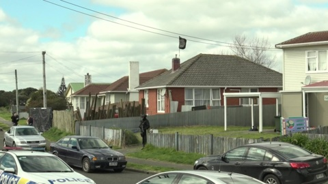 Video for Eight men charged in relation to Whanganui shooting