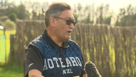 Video for Hone Harawira mulls reopening checkpoints to Northland