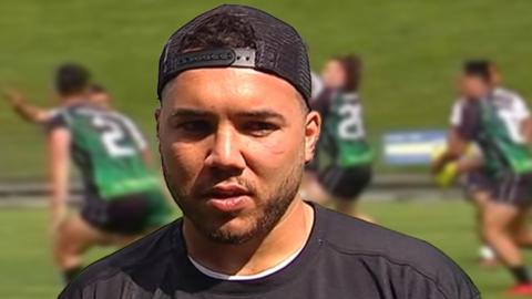 Video for Kei te hiahia ngā kaitākaro NRL Māori ki te tākaro ki ngā Whakataetae Māori