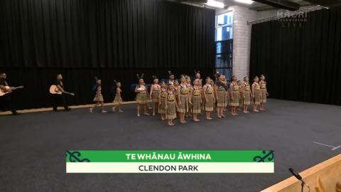 Video for 2021 Kura Tuatahi - Tāmaki, Te Whānau Āwhina no Te Kura o Clendon Park, Full Bracket