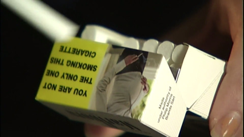Video for Plain tobacco packaging regulations kick in today