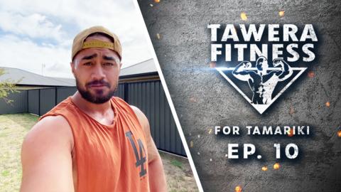 Video for Tawera Fitness for Tamariki, Ūpoko 10