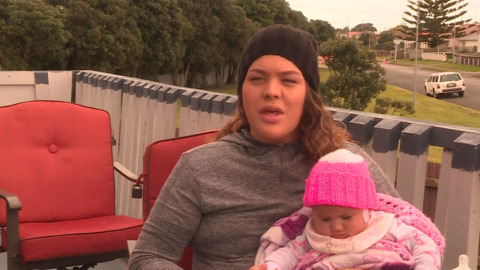 Video for Te reo Māori a gift from mother to baby