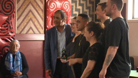 Video for Leadership training for young Māori employees