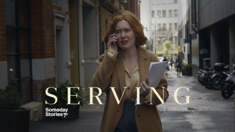 Video for Someday Stories - Serving,