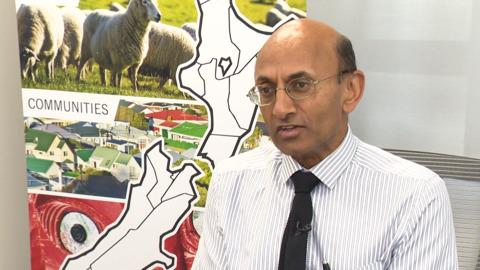 Video for Govt surplus 'fictitious' says economist