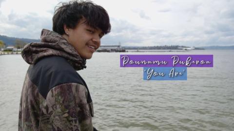 Video for Pao Pao Pao - Between the Lines - Web series, Pounamu Pukeroa