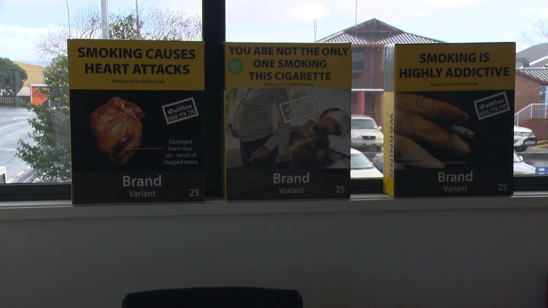 Video for Tobacco tax turmoil