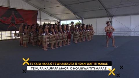 Video for 2021 ASB Polyfest, TWK o Hoani Waititi Marae, Full Bracket