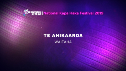 Video for Te Matatini ki te Ao 2019, Episode 13