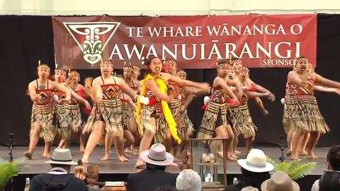Video for Ngā whakaihu waka o Te Rangitaiki ko Te Kura o Te Teko