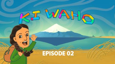 Video for Ki Waho, Ūpoko 2