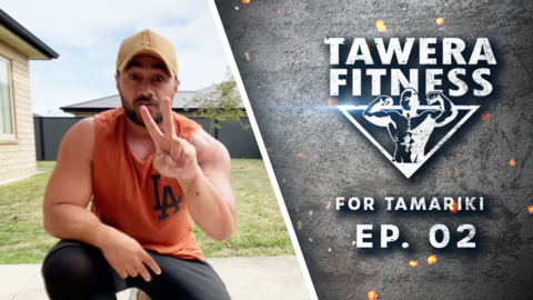 Video for Tawera Fitness for Tamariki, Ūpoko 2