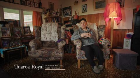 Video for Home Land and Sea, Ūpoko 1