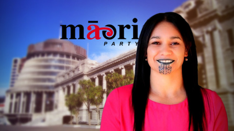 Video for Iron Māori co-founder to stand for Māori Party in Ikaroa-Rāwhiti