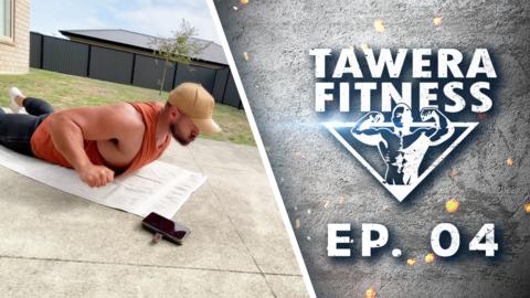 Video for Tawera Fitness, 4, Kua rite? He mahi whakapakari kei te haere!