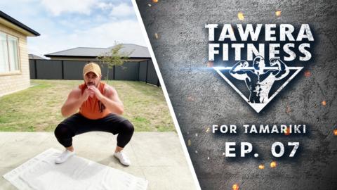 Video for Tawera Fitness for Tamariki, Ūpoko 7