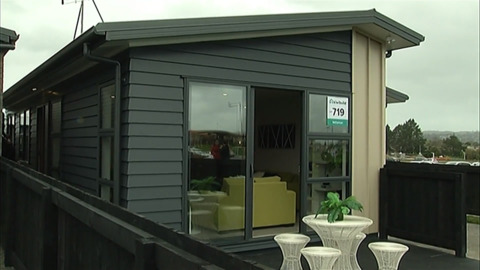Video for First Kiwibuild homes ready for sale in Papakura