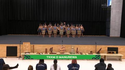 Video for 2021 Kura Tuatahi - Tāmaki, TKKM o Manurewa, Full Bracket