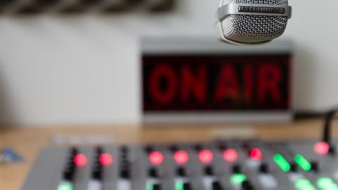 Video for Te Ūpoko radio station facing potential closure