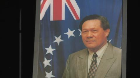 Video for Memorial service held for beloved former Cook Islands PM