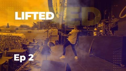 Video for LIFTED - Ko Stan Walker te manuhiri o te rā!