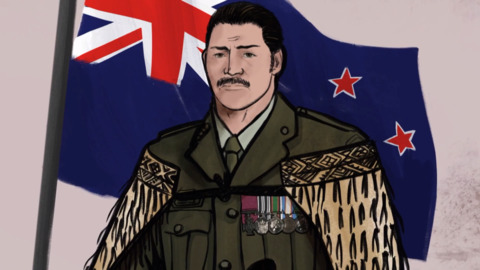 Video for He Paki Tāonga i a Māui, Willie Apiata and the Tough Decision