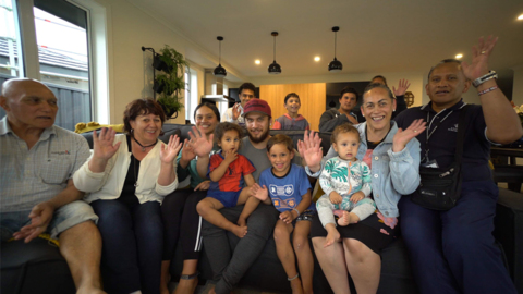 Video for Co-housing village a dream come true for Māori whānau